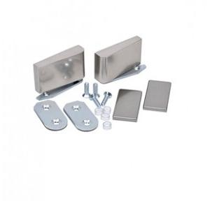 Dorma IGD Corner Hinge for Glass Door Aluminium, Capacity: 80Kg