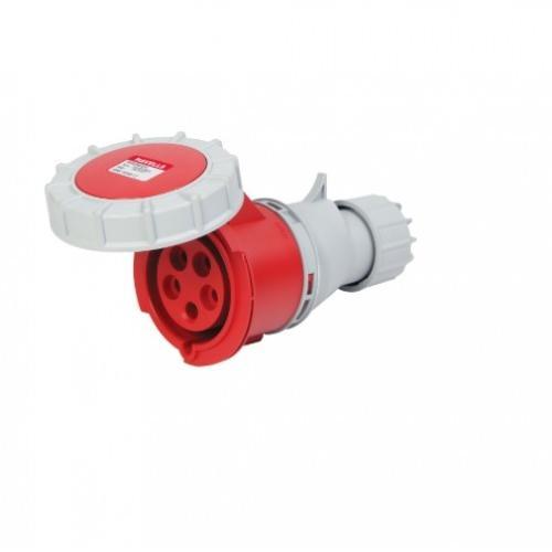 Havells 16A 3P+N+E Industrial Plug & Connector IP77, DHQDB65016 (Pack of 4 Pcs)
