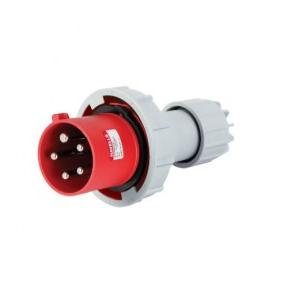 Havells 32A 3P+N+E Industrial Plug & Connector IP77, DHQBB65032