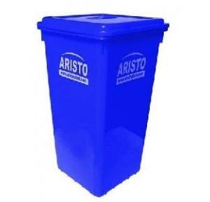 Aristo Storage Bucket 110 Ltr With Flat Lid, 50x50x75 Cm
