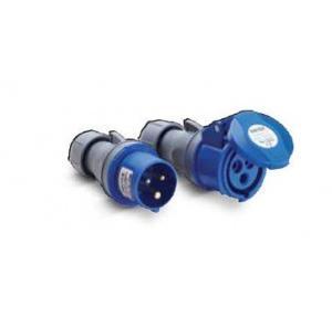 Sintex 16A 2P+E Industrial Plug SIL, 14200