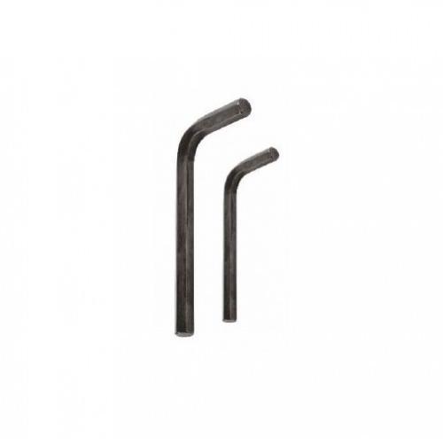 JK Black Finish Hex Allen Key 80mm, SD7800551