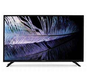 Panasonic 40Inch Full HD LED TV, TH-40F201DX (Black)