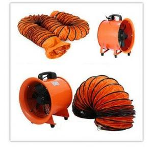 Ventilation Fan Blower 500mm with Flexible Duct 500mmx10mtr, 1500W (230V)