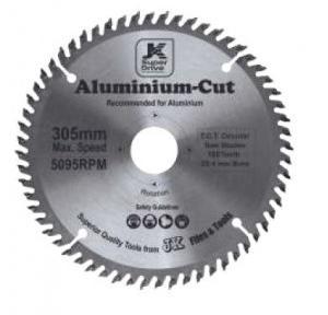 JK Circulr Saw for Aluminium Cutting 16x25.4X120T, SD9060075