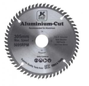 JK Circulr Saw for Aluminium Cutting 12x25.4X120T, SD9060061