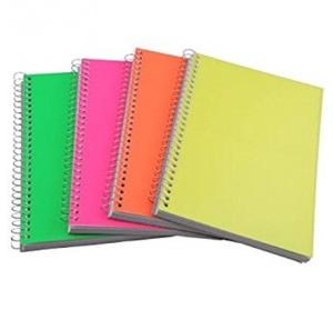 Spiral Notepad A4 Size, 200 Pages