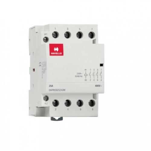 Havells Automatic Modular Contactor 40A 4NO 4P, DHPRC040340M