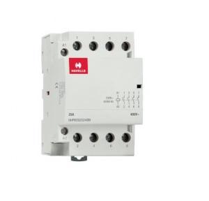 Havells Automatic Modular Contactor 25A 4NO 4P, DHPRC025240M