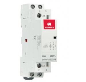 Havells Automatic Modular Contactor 63A 2NO 2P , DHPRF063220M