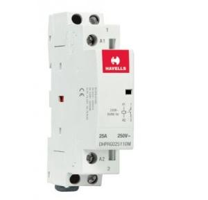Havells Automatic Modular Contactor 25A 1NO 1P, DHPRG025110M