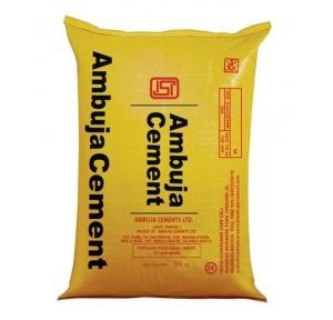 Ambuja Black Cement, 50 Kg
