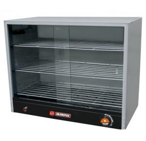 Olympus Hot Case Sliding Door 3 Floors 1000W, 27x14x21 Inch