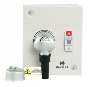 Havells Plug & Socket Distribution Board 30A TPN, DHDPUTN020/DHDPUTN030