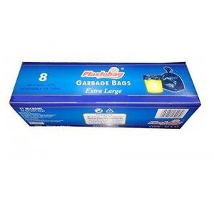 Plastobag Garbage Bag XXL 30x50 Inch 40 Micron, 1Kg