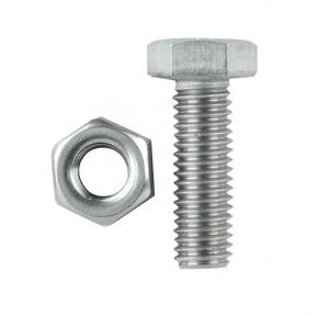 GI Nut Bolt, 6x12 mm