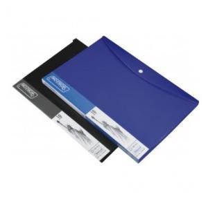 Worldone CA610 Multi Utility Folder, 10 Pockets, Size: A4