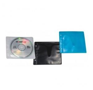 Worldone LF010 CD Pouch, Hold 2 CD