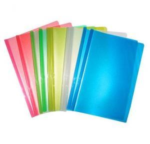 Paper Stick File Folder Blue Good Quality