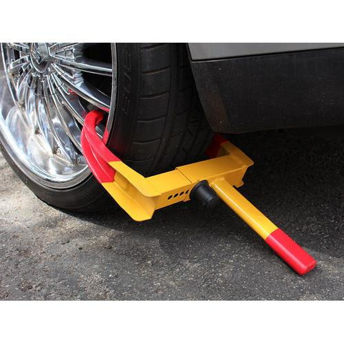Vehicle Wheel Clamp MS 175/225 mm With 3 Key