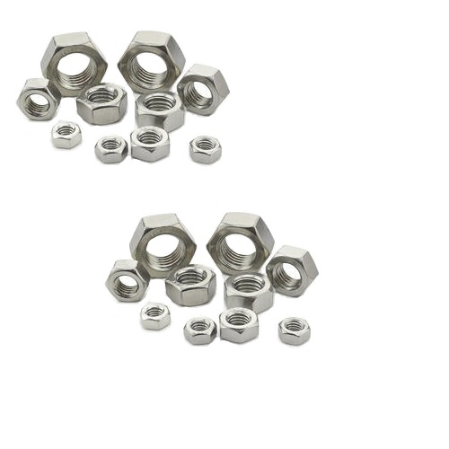 APS MS Hex Nut, Size: 5/8 Inch
