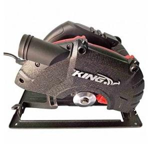 King KP-339 Circular Saw, 255 mm, 2260 W, 4000 rpm