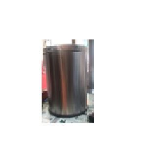 Mintage Plain Solid  SS 202 Dustbin 10x14 Inch,18 Ltr
