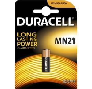 Duracell Alkaline Battery 12V, MN21/A23