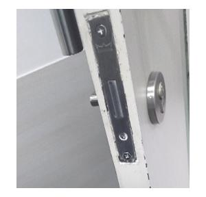 Dorma Spindle Lock With One Side Knob