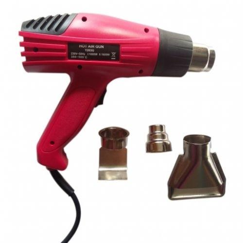 Yuri Y203G Heat Air Gun , 1600 W, 380-500 degreeC