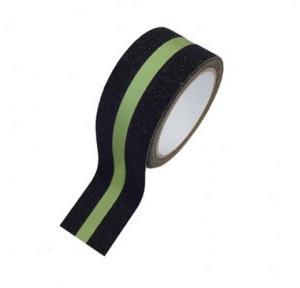 Euronics Anti Skid Glow Tape Black 2 Inch x 18 Mtr, TNG-G50