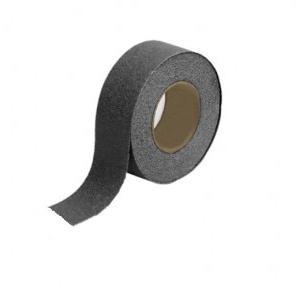 Euronics Anti Slip Black Tape 1 Inch x 18 Mtr, TAS-B50