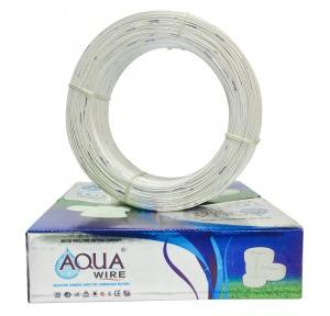 Aquawire Polywrap Submersible Winding Wire, Conductor Diameter: 1.30 mm, 10 Kg