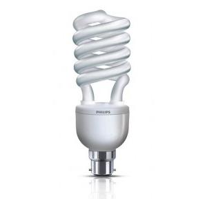 Philips CFL Bulb 80W B-22 Base (Cool Daylight)