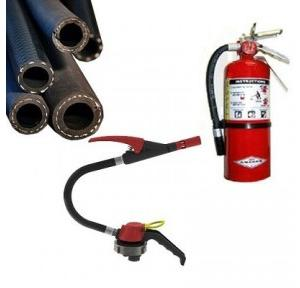Extane Refilling and Hose Pipe & Nozzle of Fire Extinguisher CO2 Type, 2Kg