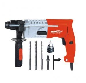 King KP-308 Rotary Hammer, 550 W, 850 rpm