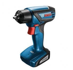 Bosch GSR1000 Cordless Screwdriver, 10.8 V, 700 rpm, 0 601 9F4 020