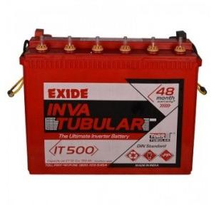 Exide Tubular Wet Type Battery 150Ah 12V