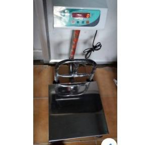 Honda Weighing Machine Capacity 100kg, Pan Size: 16x16 Inch