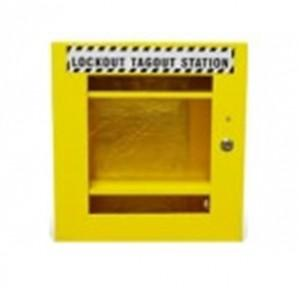 Asian Loto Lockout Tagout Shelf Cabinet, 16x14x6 Inch