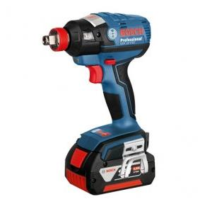 Bosch GDX 18 V-LI Cordless Impact Screw Driver/Wrench, 1100 - 3200 rpm, 18 V, 06019B91F0
