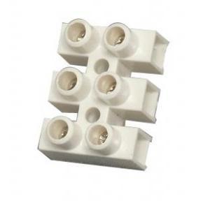 Electrical PVC Connector 10A 250V 3 Way