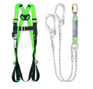 Karam Rhino Harnesses PN22 With Forked Lanyard with Energy Absorber PN351