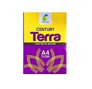 Century Terra Copier Paper A4 Size 75 GSM, 500 Sheets