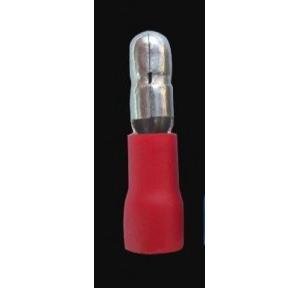 Kapson Insulated Female Disconnector 0.5-1.5 Sqmm(4.0Wx8.5L), IMPD1-156 (Red)