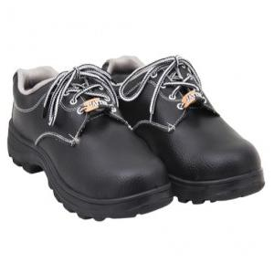 Jaytee Steel Toe Safety Shoes, Size: 8