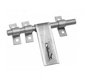 Door Aldrop Stainless Steel, 16mm x 8 Inch (Silver)