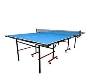 Gymnco Practice Table Tennis Table, Frame Size: 40x25 mm, Leg Size: 25 Sqmm