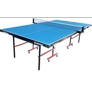 Gymnco Club Table Tennis Table, Frame Size: 40x25 mm, Leg Size: 25 Sqmm