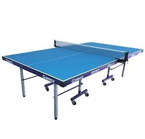 Gymnco Robust Iron Tech Table Tennis Table, Frame Size: 50x25 mm, Leg Size: 40 Sqmm